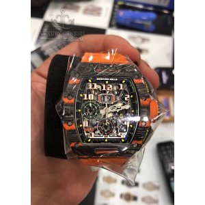 Richard Mille [NEW][LIMITED 500] RM 11-03 McLaren Automatic Flyback Chrono