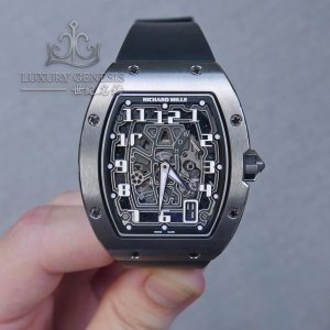 Richard Mille [NEW] RM 67-01 Titanium Automatic Extra Flat Mens Watch