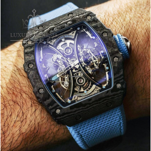 Richard Mille [NEW][LIMITED 30 PIECE] RM 53-01 Tourbillon Pablo Mac Donough