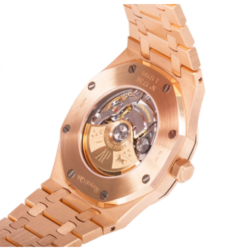Audemars Piguet [NEW] Royal Oak Chronograph 41mm 26320or.oo.1220or.02 (Retail:HK$444,000)