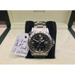 Rolex MINT-二手 1655 Explorer II 2.7m Mark I Vintage Watch - SOLD!!