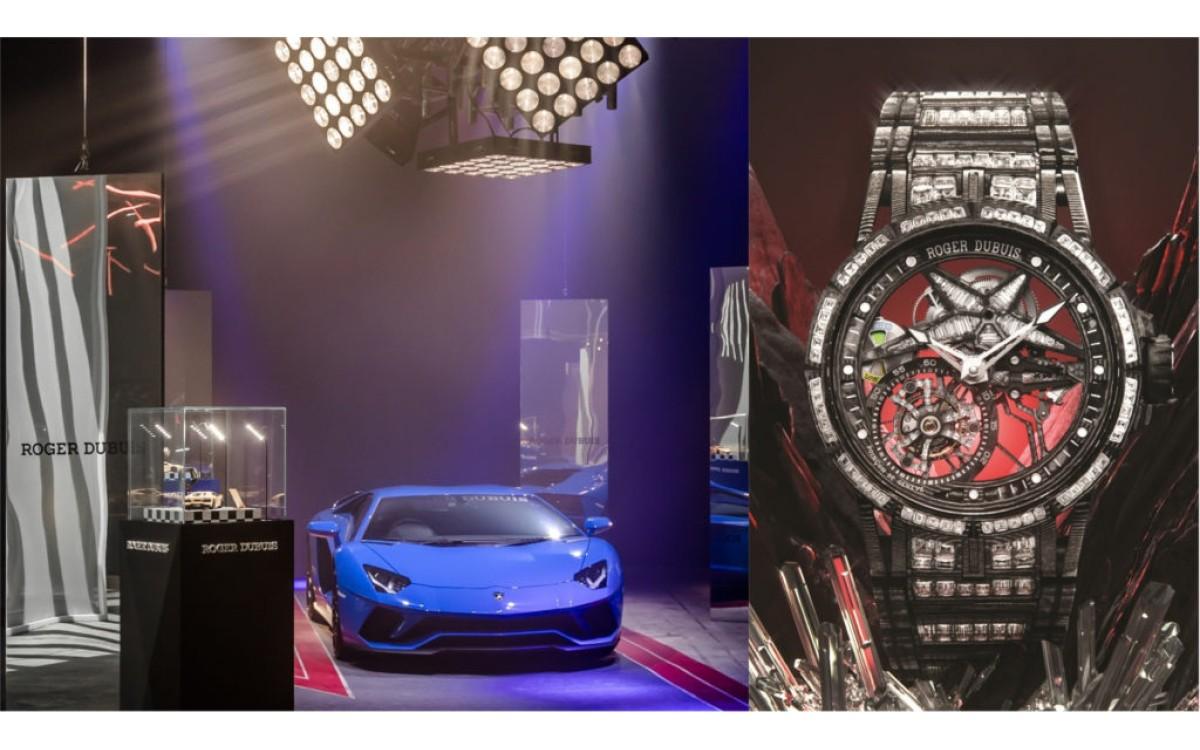 【既瘋狂又瑞士】Roger Dubuis X Lamborghini 腕上桀驁機械