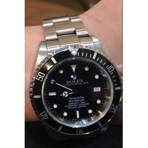 Rolex Tiffany & Co Sea Dweller 16600 Rare Watch - SOLD!!