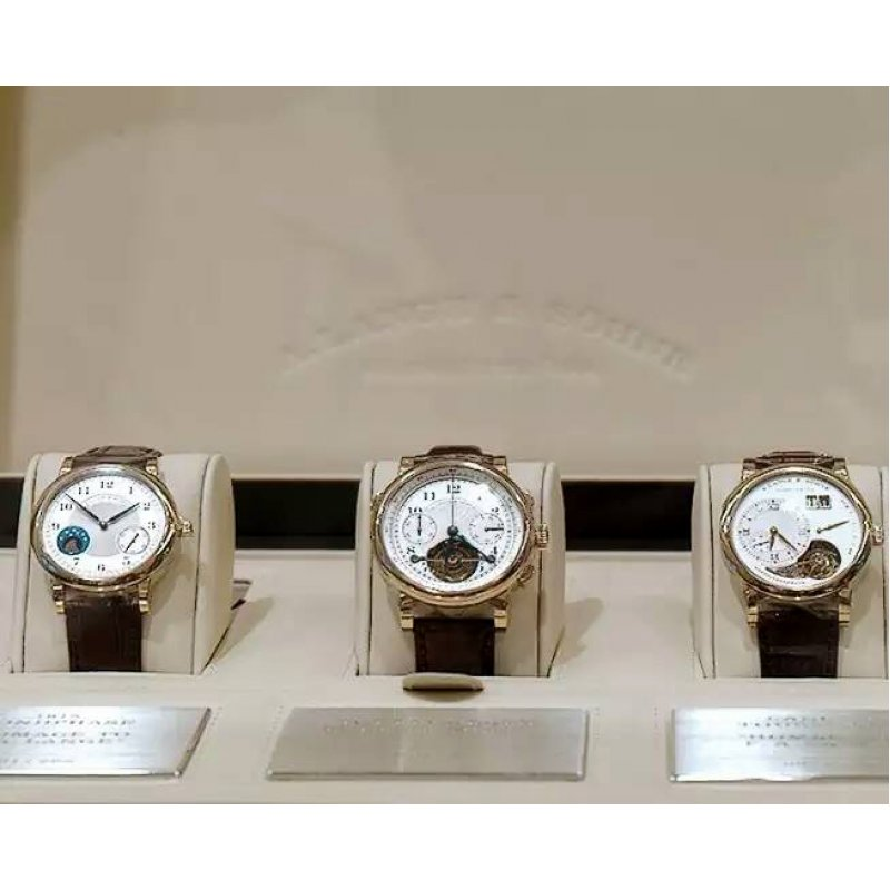 A. Lange & Söhne [NEW] 165th Anniversary Homage To F.A. Lange Limited Set 1x/50 - SOLD!!