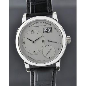 A. Lange & Sohne [NEW] Lange 1 101.025 Platinum (Retail:EUR 44.700)