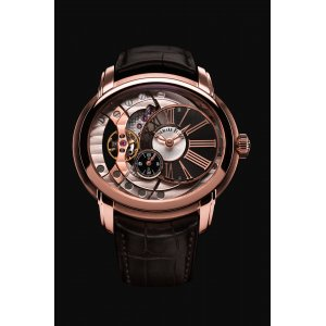 Audemars Piguet [NEW] Millenary 4101 Automatic Mens Watch 15350or.oo.d093cr.01 (Retail:HK$316,000)