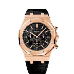 Audemars Piguet [NEW] Royal Oak Chronograph 26320OR.OO.D002CR.01 (Retail: HK$298,000)