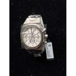 Audemars Piguet [NEW] Royal Oak Chronograph 41 mm 26320ST.OO.1220ST.02 (Retail:HK $190,000)