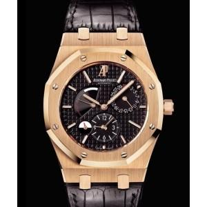Audemars Piguet [NEW] Royal Oak Dual Time 26120OR.OO.D002CR.01 (Retail:HK$275,000)