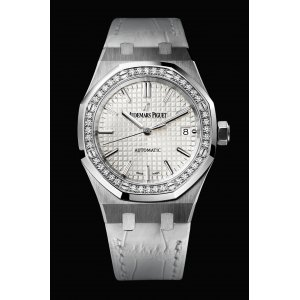 Audemars Piguet [NEW] Royal Oak Lady Quartz 33mm 67651ST (List Price: HK$112,000)