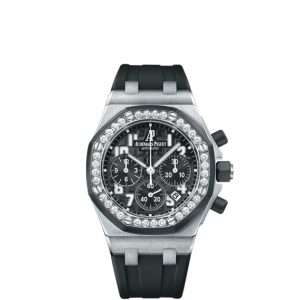 Audemars Piguet [NEW] Royal Oak Offshore Ladies Black Dial 26048SK (List Price: HK$224,000) - SOLD!!