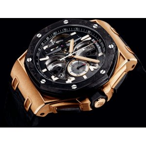 Audemars Piguet [NEW] Royal Oak Offshore Tourbillon Chronograph Mens Watch 26288OF (List Price: HK$2,321,000)
