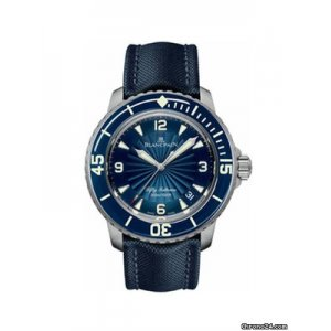 Blancpain [NEW] Fifty Fathoms 5015-1140-52B (Retail:HK$121,000)