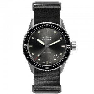 Blancpain [NEW] Fifty Fathoms Bathyscaphe Automatic 43mm 5000-1110-NABA (Retail:HK$84,000)