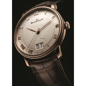 Blancpain [NEW] Villeret Grand Date 40mm Mens 6669-3642-55B (Retail:EUR 20.190)