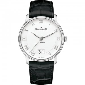 Blancpain [NEW] Villeret Grande Date 6669-1127-55B (Retail:HK$93,500)