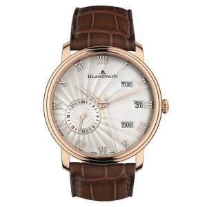 BLANCPAIN [NEW] Villeret Silver Dial Rose Gold 6670-3642-55B (Retail:EUR 37740)