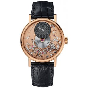 Breguet [NEW+SPECIAL DEAL] Tradition 7027BR/R9/9V6 Rose Gold Watch