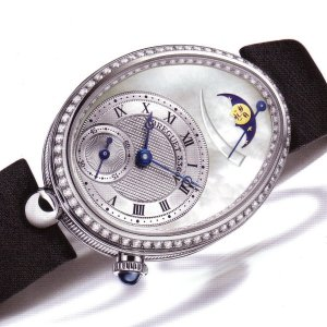 Breguet [全新] 8908BB/52/864/D00D Reine de Naples Power Reserve (Retail:CHF$34,500)