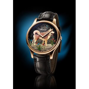 Chopard [NEW][LIMITED 88] L.U.C XP Urushi Year of the Dog 161902-5067