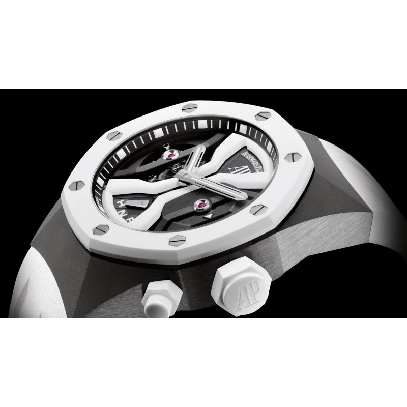 Audemars Piguet [NEW] ROYAL OAK CONCEPT GMT TOURBILLON 26580IO.OO.D010CA.01