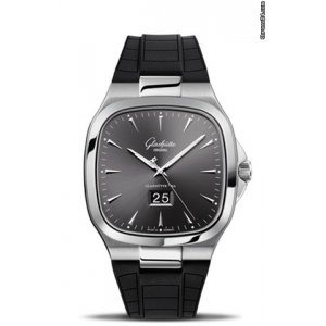 Glashütte Original [NEW] Pano Seventies Panorama Date 39-47-12-12-06 (Retail:HK$86,000)