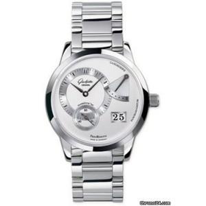 Glashutte Original [NEW] PanoMaticDate Mens 90-01-02-02-24 (Retail:HK$95,500)