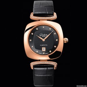 Glashutte Original [NEW] Pavonina Quartz Ladies 1-03-01-28-05-02 (Retail:HK$127,500)