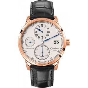 Glashütte Original [NEW] Senator Chronometer Regulator Mens 58-04-04-05-04