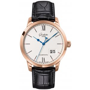 Glashütte Original [NEW] Senator Excellence Panorama Date Mens 36-03-02-05-30
