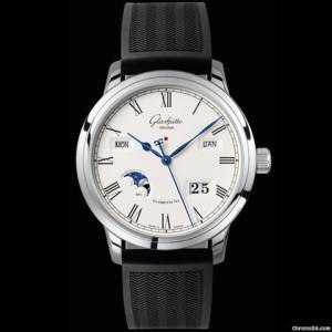 Glashutte Original [NEW] Senator Perpetual Calendar Mens 100-02-22-12-04 (Retail:HK$185,500)