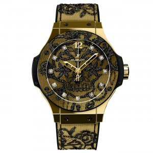 Hublot [NEW] Big Bang Broderie 343.VX.6580.NR.BSK16 (Retail:EUR 27900)