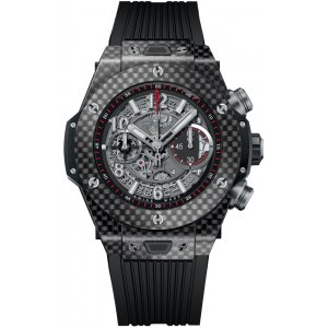 Hublot [NEW] Big Bang Unico Carbon Automatic 411.QX.1170.RX (Retail:HK$166,000)
