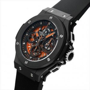 Hublot [NEW][LIMITED 500][限量500支] Aero Bang Skeleton Dial Automatic Mens 310.CI.1190.RX.ABO10