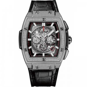Hublot [NEW] Spirit of Big Bang 601.NX.0173.LR.1704 (Retail:CHF 38,900)