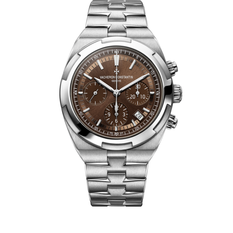 Vacheron Constantin [NEW] Overseas Chronograph 42.5mm Mens 5500V/110A-B147 (Retail:EUR31100)