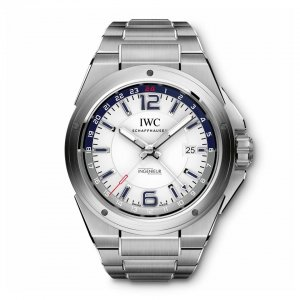 IWC [NEW] 40mm Ingenieur White Dial Steel IW324404 (Retail:HK$70,000)