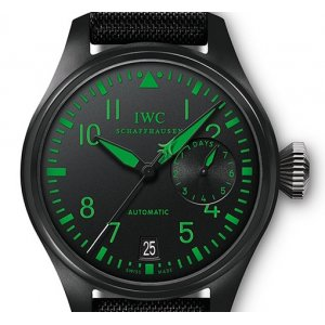 IWC [NEW] Big Pilots Top Gun Boutique Edition Automatic Ceramic IW501903 (Retail:HK$155,000)