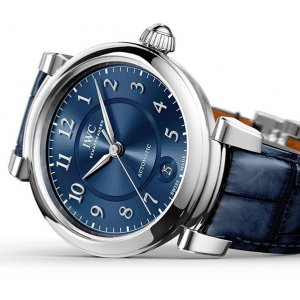 IWC NEW Da Vinci Automatic 36mm IW458312 Ladies Watch (Retail:US$5,400)