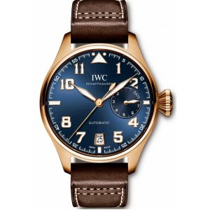 IWC [NEW] IW500909 BIG PILOT'S WATCH EDITION (Retail:HK$255,000)