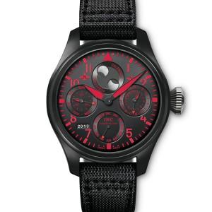 IWC [NEW] IW502093 Big Pilots Perpetual Calendar Top Gun Boutique Edition Automatic Ceramic (Retail:HK$295,000)