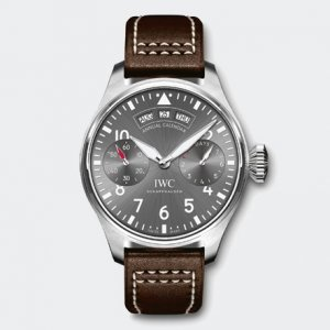 IWC NEW IW502702 Big Pilots Annual Calendar Spitfire Automatic Mens Watch