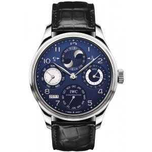 IWC [NEW] IW503203 Portuguese Perpetual Calendar Hemisphere Moonphase (List Price:HK$352,000)