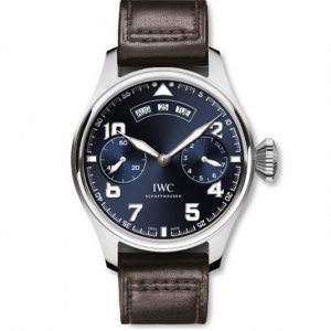 "IWC [NEW][LIMITED EDITION 250 PIECE][全新限量250支] Big Pilot Annual Calendar Edition ""Petit Prince"" IW502703 (Retail:CHF 38000)"