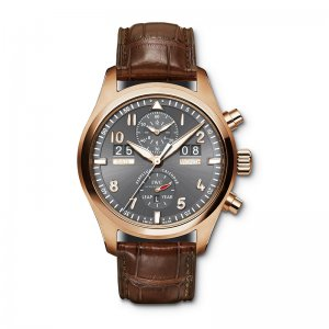 IWC NEW Pilot's Watch Spitfire Perpetual Calendar Digital Date-Month IW379105