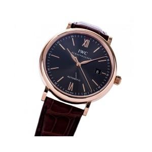 IWC [NEW] Portofino Automatic Grey Dial IW356511 (Retail:HK$89,000)