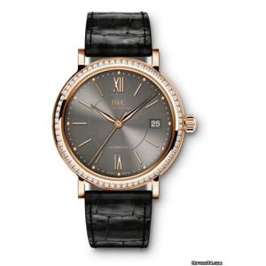 IWC [NEW] Portofino Midsize Automatic 37mm Ladies IW458108 (Retail:EUR 18100)