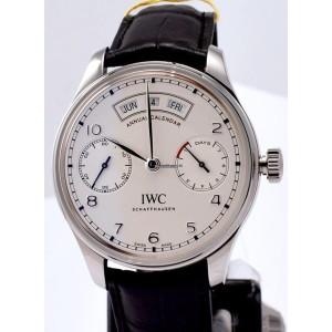 IWC [NEW] PORTUGIESER ANNUAL CALENDAR IW503501