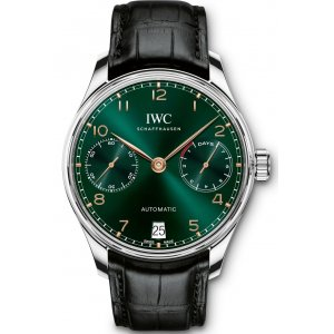 "IWC NEW Portugieser Automatic Edition ""Kuwait"" IW500708 LTD 98"