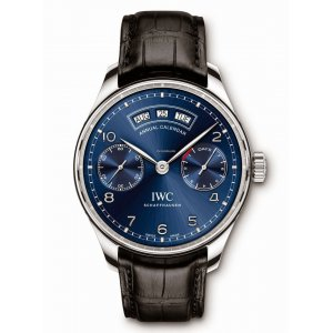 IWC [NEW] Portuguese Annual Calendar IW503502 (Retail:HK$163,000)